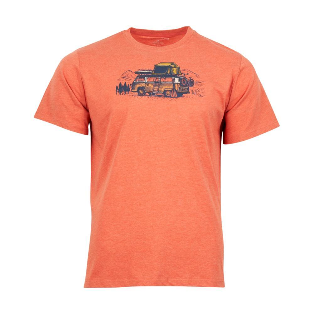 United By Blue Men's Pack Up & Go Tee CANYONORAN