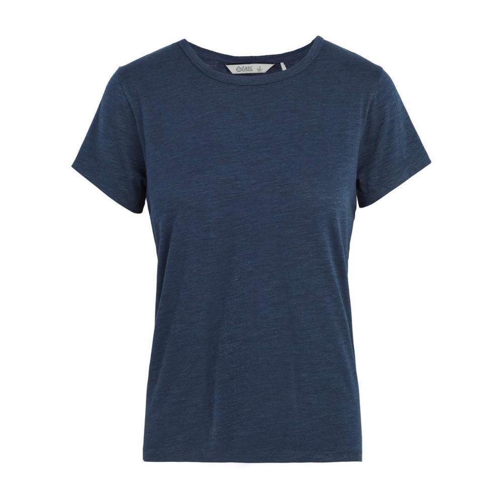 tasc Women's St. Charles Crew Short Sleeve T Shirt NAVY