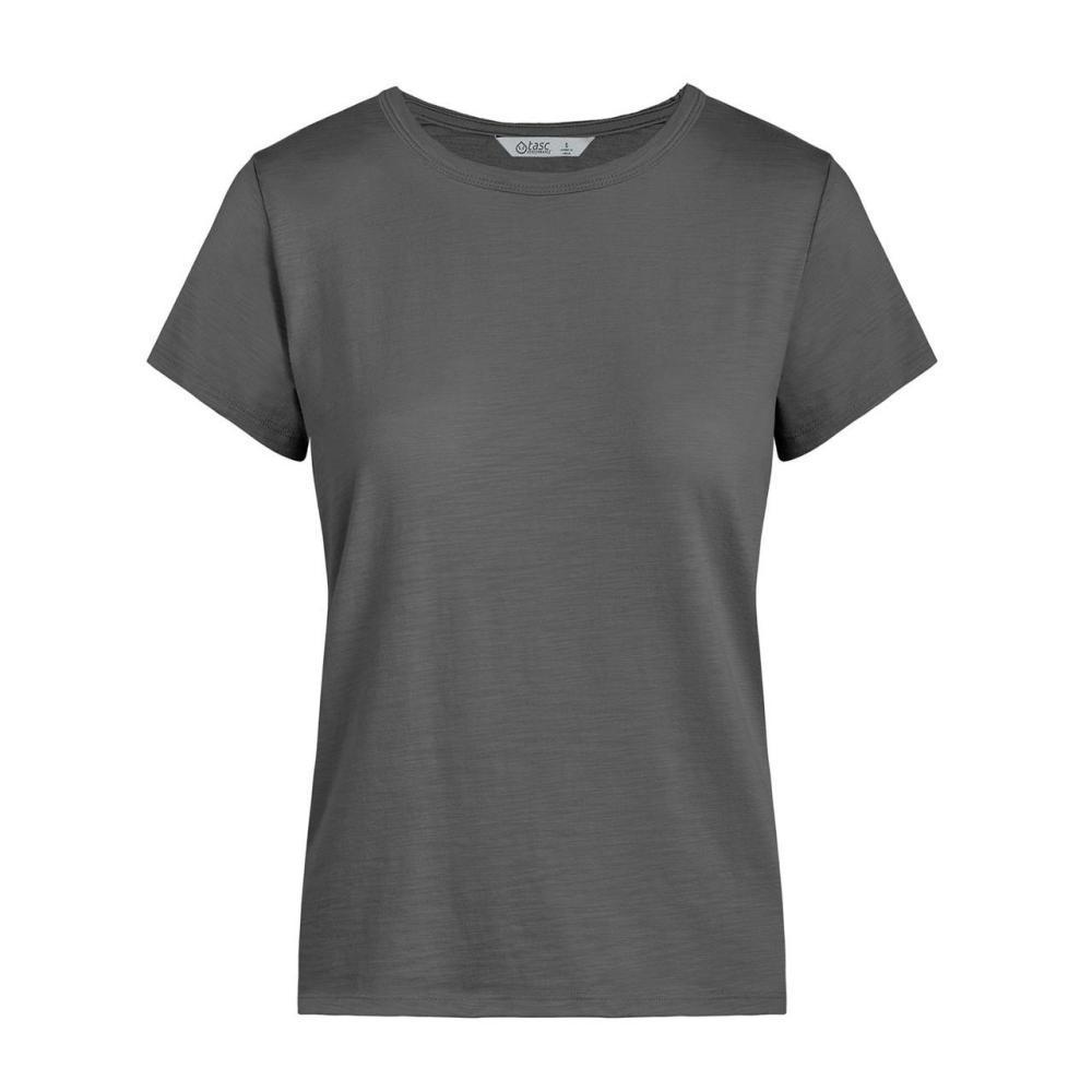 tasc Women's St. Charles Crew Short Sleeve T Shirt SMKDPEARL
