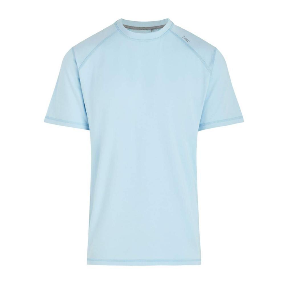 tasc Men's Carrollton Performance Crew T-Shirt COOLBLUE