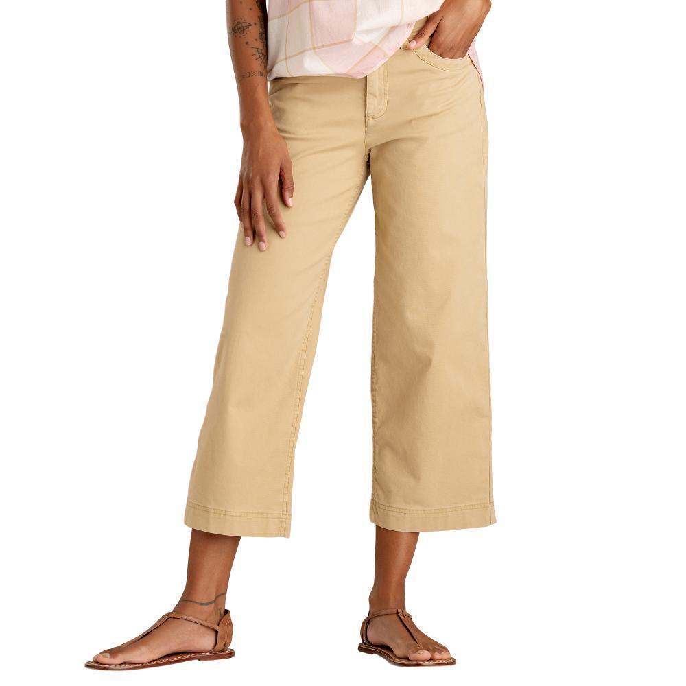 Toad&Co Women's Earthworks Wide Leg Pants STARFISH