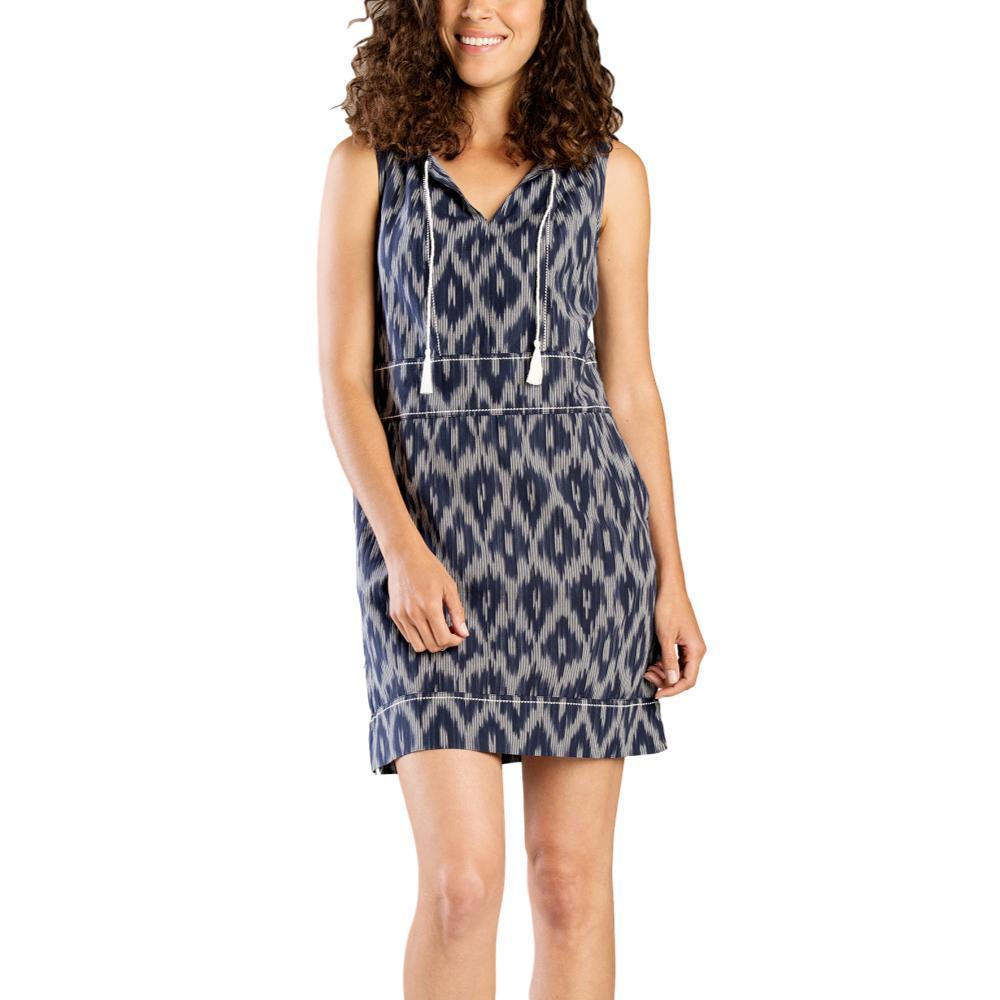Toad&Co Women's Shakti Sleeveless Dress DEEPNAVY