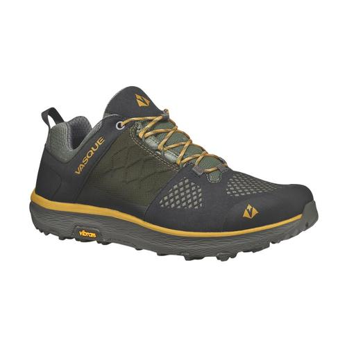 Vasque Men's Breeze LT Low GTX Hiking Shoes Belug.Twnolv