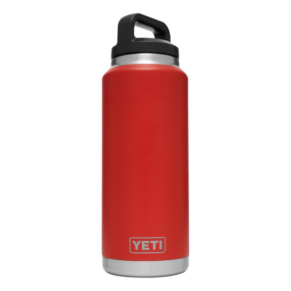YETI Rambler 36oz Bottle CANYON_RED