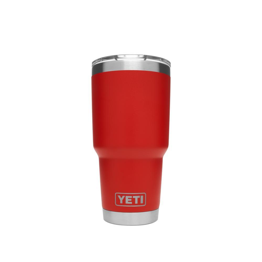 YETI Rambler 30oz Tumbler CANYON_RED