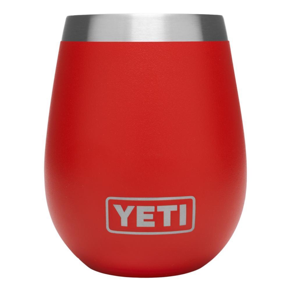 YETI Rambler 10oz Wine Tumbler CANYON_RED