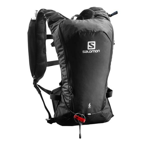 Salomon Agile 6 Set Hydration Pack Black
