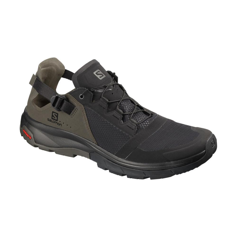 Salomon Men's Techamphibian 4 Water Shoes BLK.BELG.CGRY
