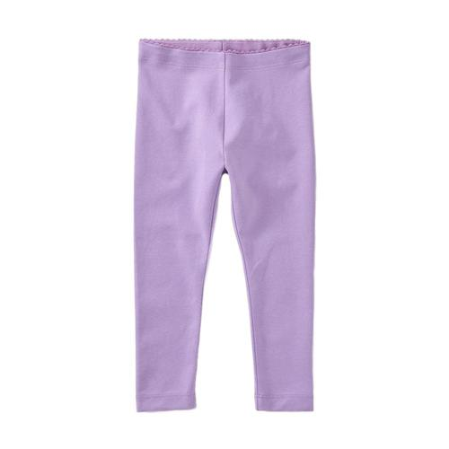 Tea Collection Solid Baby Leggings Aster