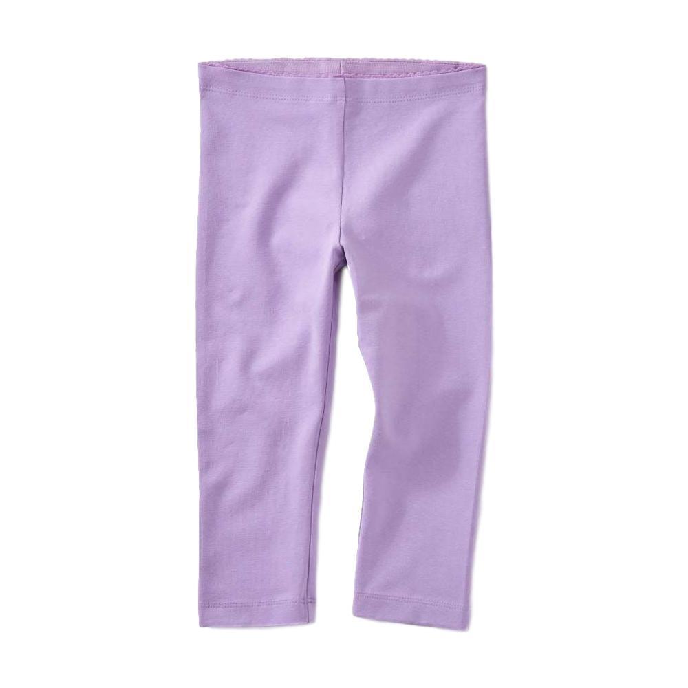 Tea Collection Girls Solid Capri Leggings ASTER