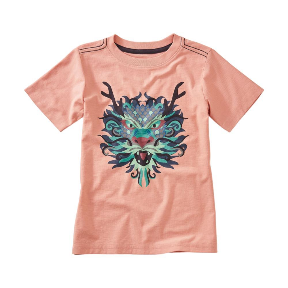 Tea Collection Boys Viet Dragon Graphic Tee CAMEOPINK