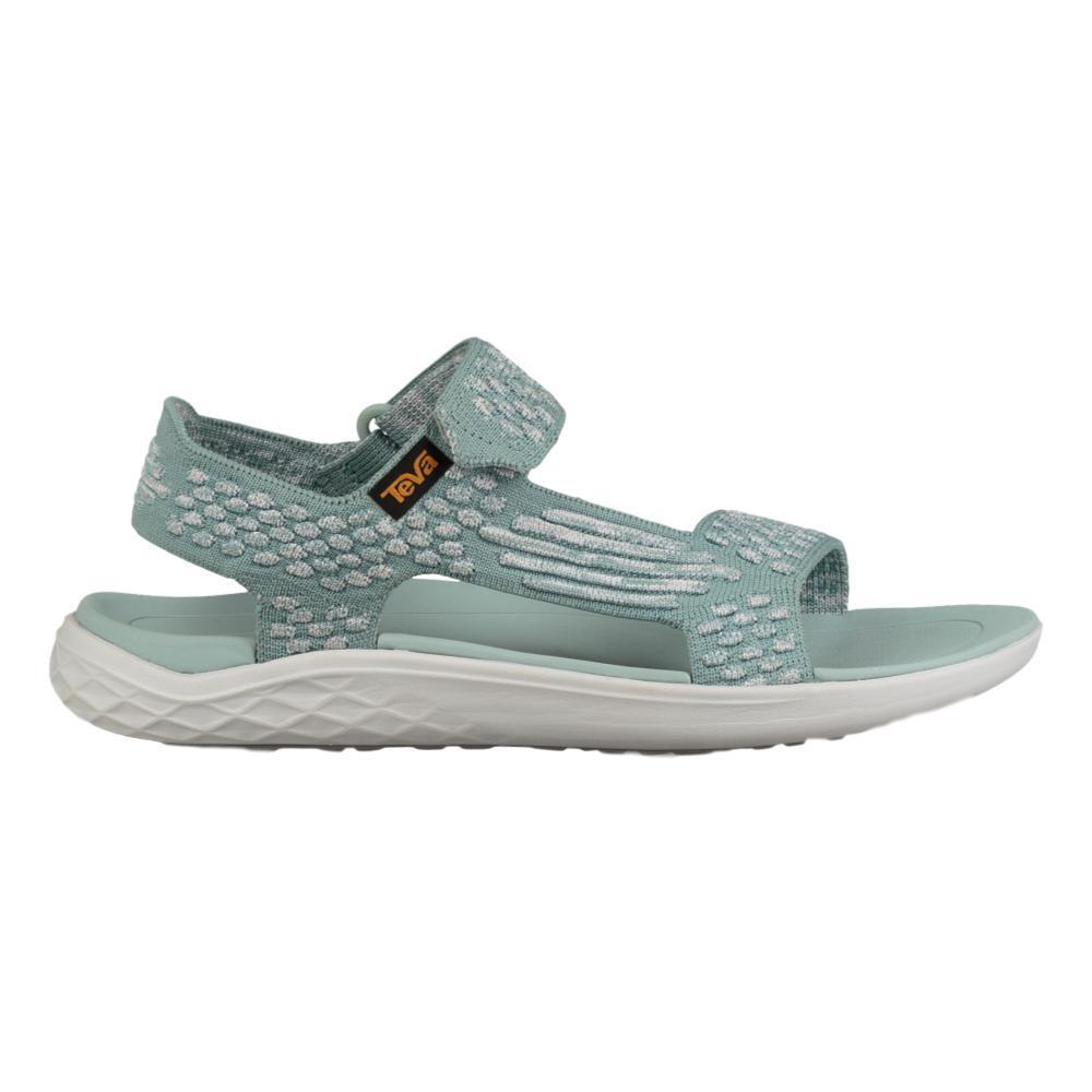 Teva Women's Terra-Float 2 Knit Evolve Sandals GRYMST_GMT