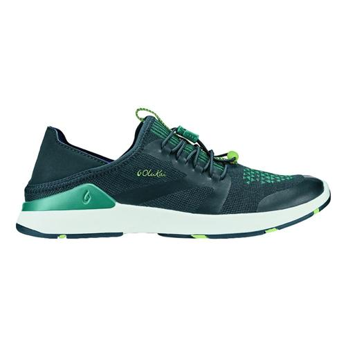 OluKai Women's Miki Trainer Shoes Irn.Mblu_99ym