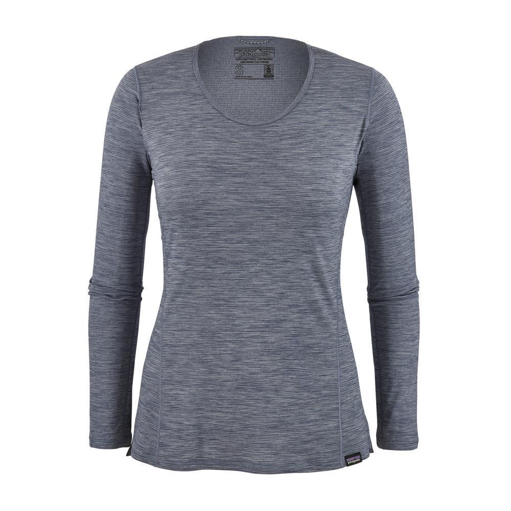 Patagonia Women's Long Sleeved Capilene Cool Lightweight Shirt CNY