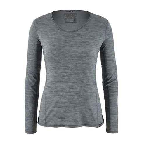 Patagonia Women's Long Sleeved Capilene Cool Lightweight Shirt Smdb