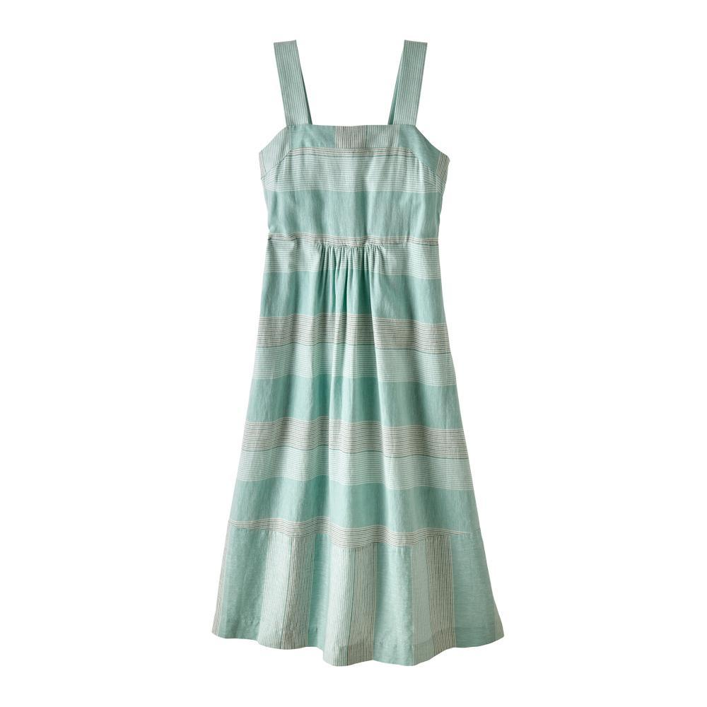 Patagonia Women's Garden Island Dress DADB_BLUE