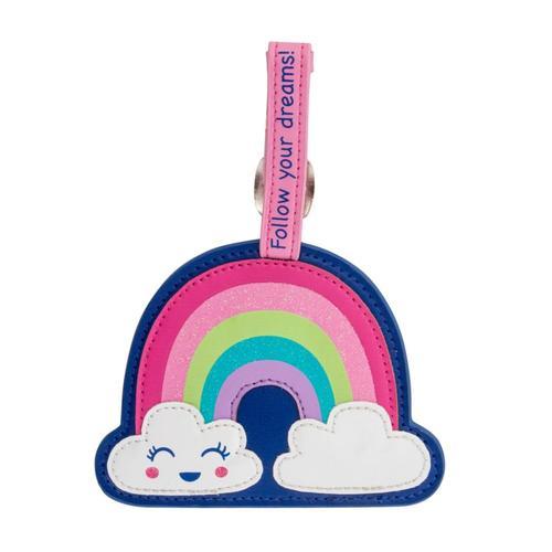 Stephen Joseph Kids Luggage Tag Rainbow18