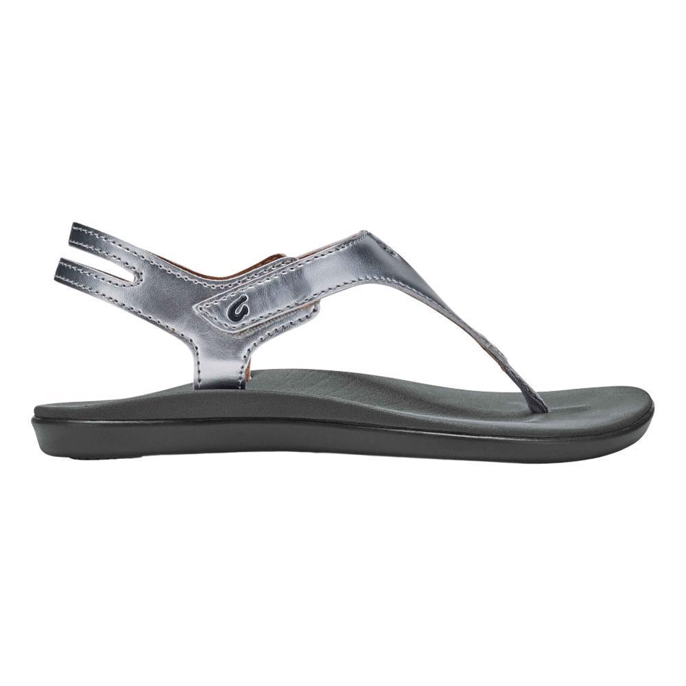 OluKai Girls 'Eheu Sandals SLVR_2K26