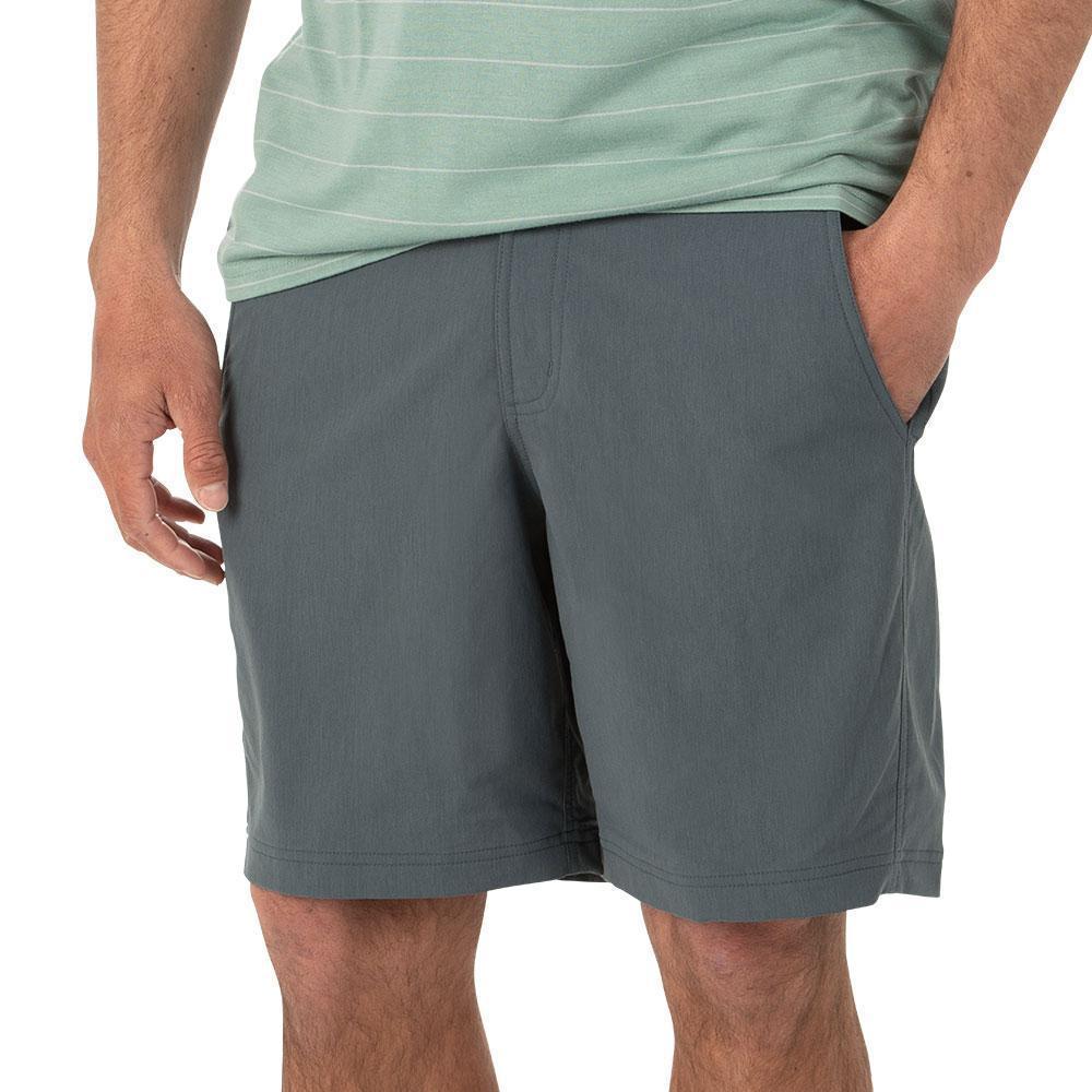 Free Fly Men's Utility Shorts BLUEDSK104