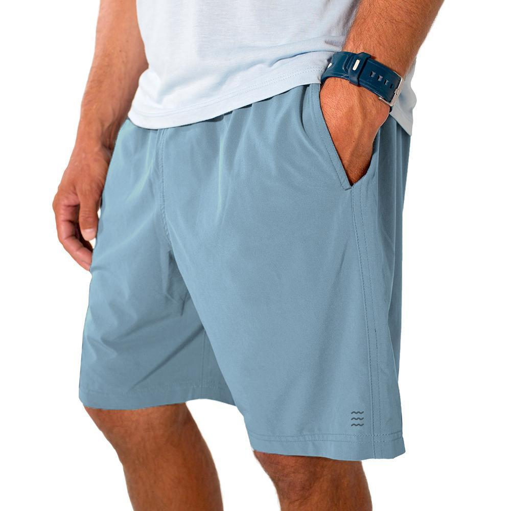 Free Fly Men's Breeze Shorts BLUFOG110
