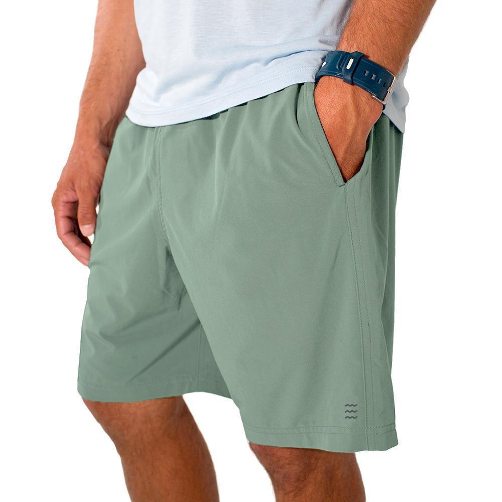 Free Fly Men's Breeze Shorts TURTLE109