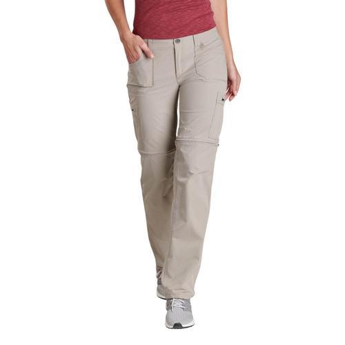 KUHL Women's Horizn Convertible Pants - 32in Khaki