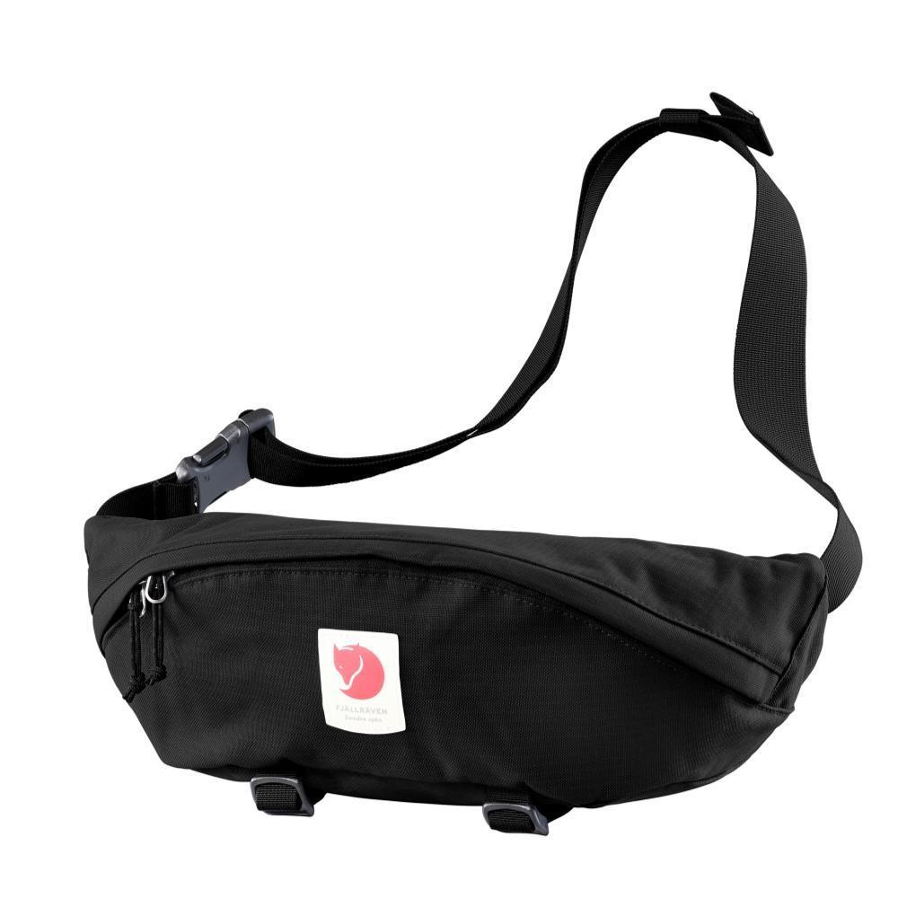 Fjallraven Ulvo Hip Pack Large BLACK_550