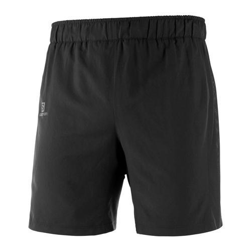 Salomon Men's Agile 2in1 Shorts Blk