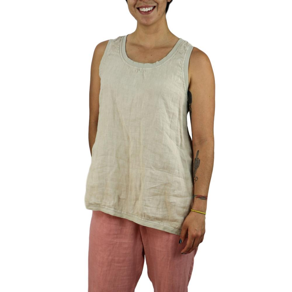 FLAX Women's West Side Tunic ALMOND