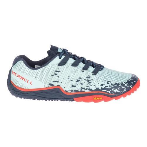 Merrell Women's Trail Glove 5 Running Shoes AQUA