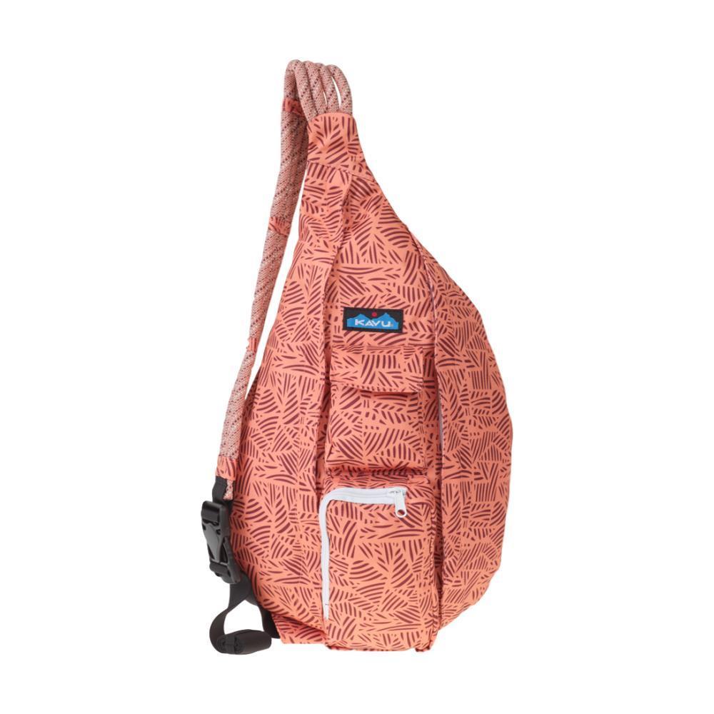 KAVU Rope Sling Bag TIGERB_859