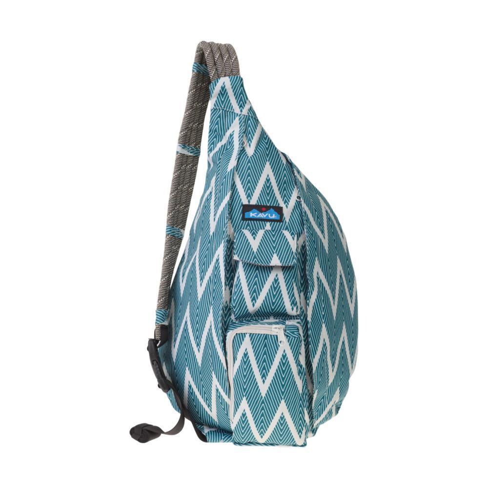 KAVU Rope Sling Bag ZIGZAG_858