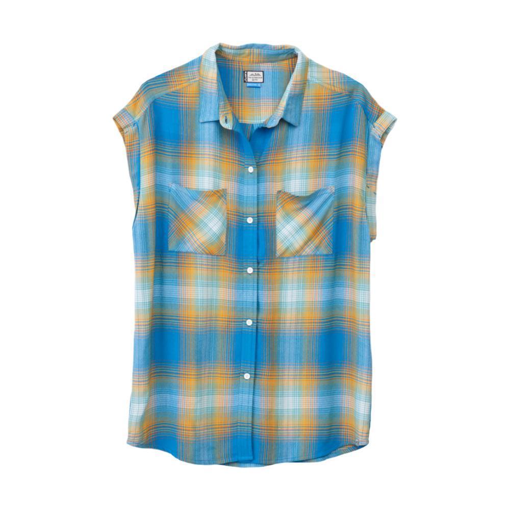 KAVU Women's Belfair Shirt ORNGOASIS
