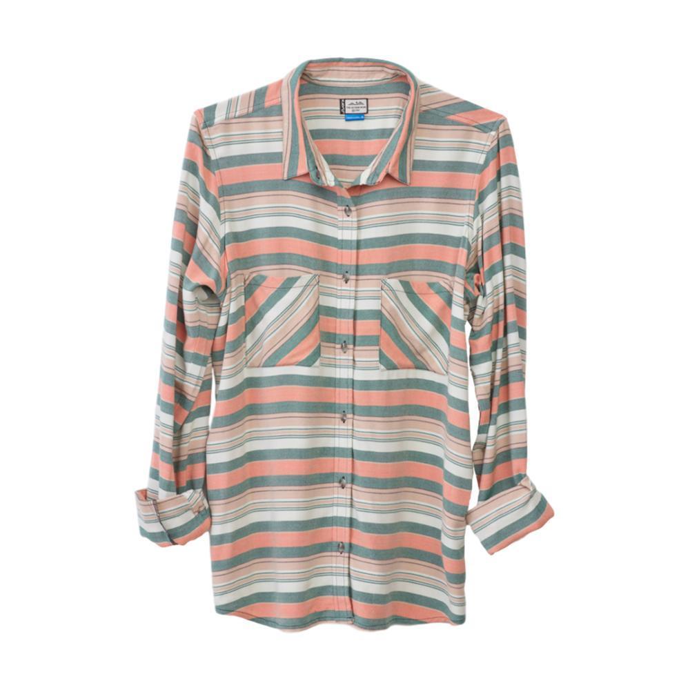 KAVU Women's Britt Shirt PEACHTREE