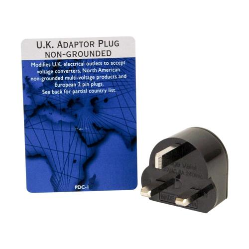 Voltage Valet PDC-1 Nongrounded Adaptor Plug (Type D)