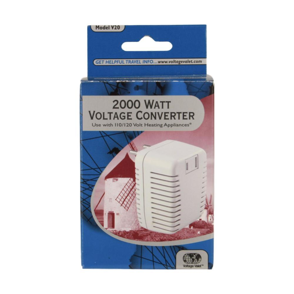 Voltage Valet 2000 Watt Voltage Converter