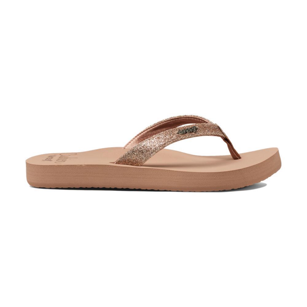1beafa1386de ALMONDRIGHT. ALMONDTOP. Reef Women s Star Cushion Sandals ...