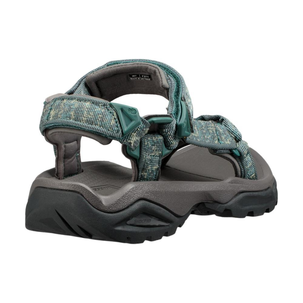 c7a027c017b3 BACK. BOTTOM. LEFT. RIGHT. TOP. Teva Women s Terra Fi 4 Sandals ...